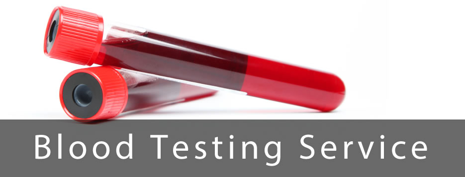 services blood tests